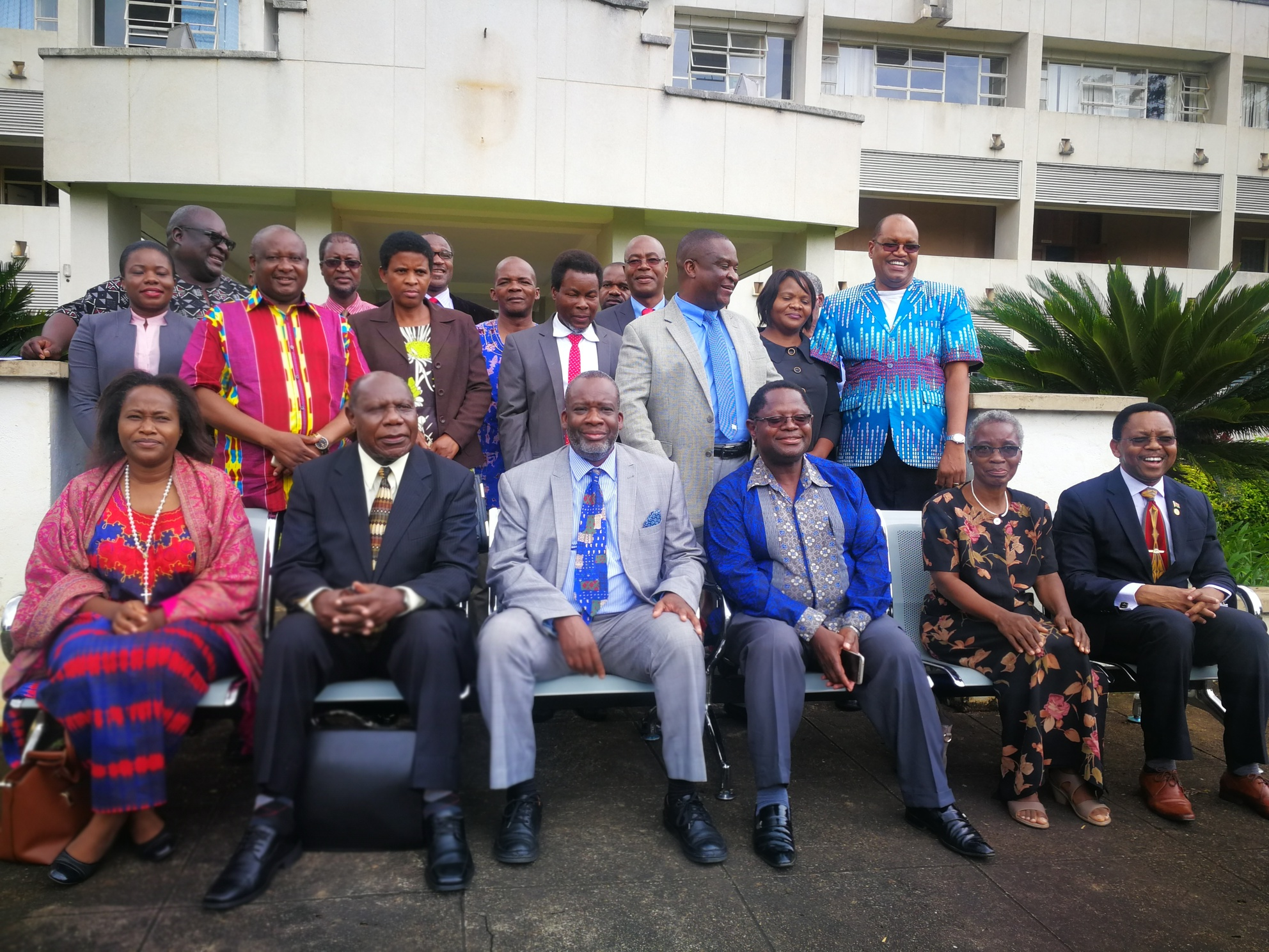 TASK FORCE TO DELINK UNIMA COMMENCES ITS WORK